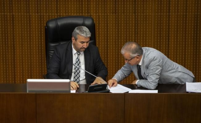 Ankara Büyükşehir Belediye Meclis Toplantısı