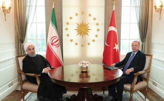 Ankara'da önemli zirve Erdoğan Putin Ruhani bir araya geliyor