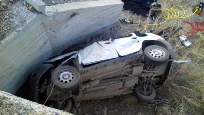Korkunç kaza: 2'si çocuk 5 kişi hayatını kaybetti