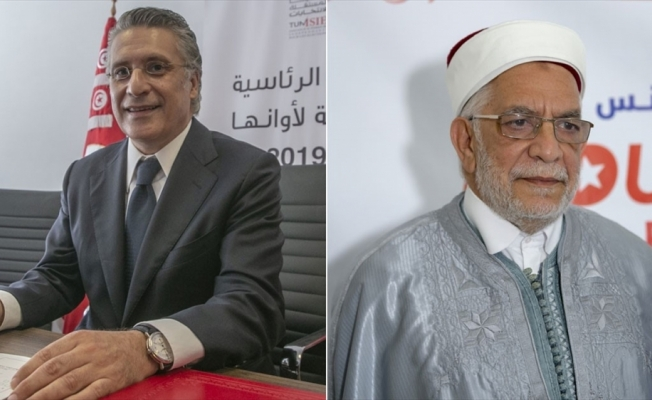 Tunus'taki cumhurbaşkanlığı yarışında iki aday favori