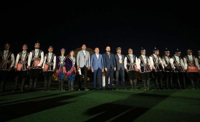 4. Etnospor Kültür Festivali sona erdi