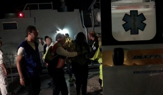 Akdeniz'de facia! En az 13 ölü ve çok sayıda kayıp var!
