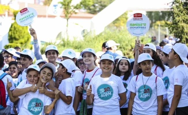 Çocukluk çağı obezitesi eylem planı