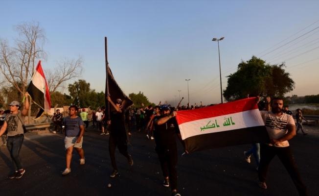 Irak Meclisi göstericilerin taleplerini görüşmek için yarın toplanıyor