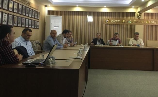 KTSO'da ekim ayı meclis toplantısı yapıldı