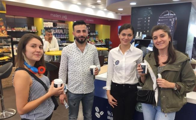 TOTAL, Dünya Kahve Günü'nü özel kampanyayla kutladı