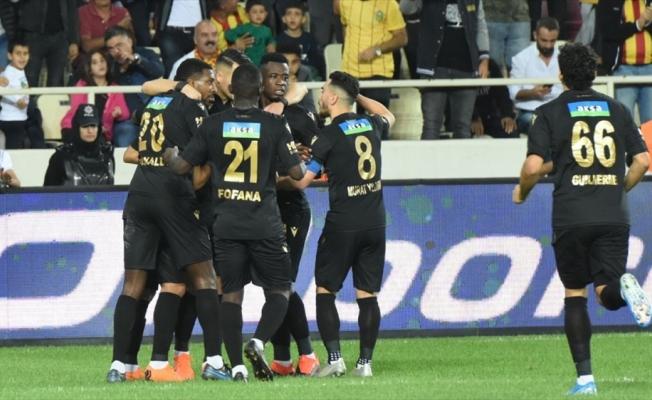 Yeni Malatyaspor en skorer sezonunu yaşıyor