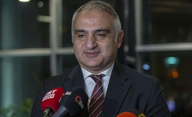 Kültür ve Turizm Bakanı Ersoy'dan 'sözleşmeli personel' açıklaması
