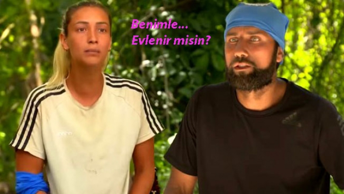 Survivor'da Yasin ve Evrim arasında ilginç diyalog: