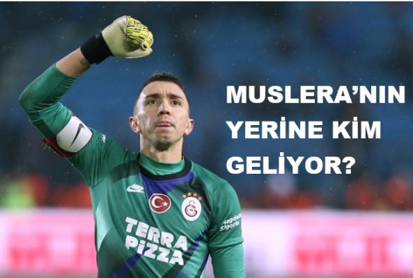 Galatasaray'dan Muslera Yerine 3 Aday!