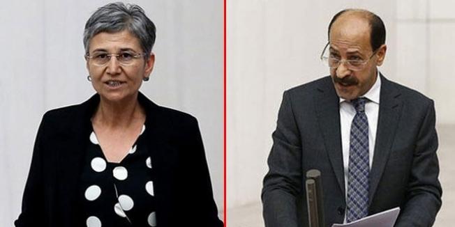 AYM'den, TBMM üyeliği düşürülen iki HDP'li vekile ret