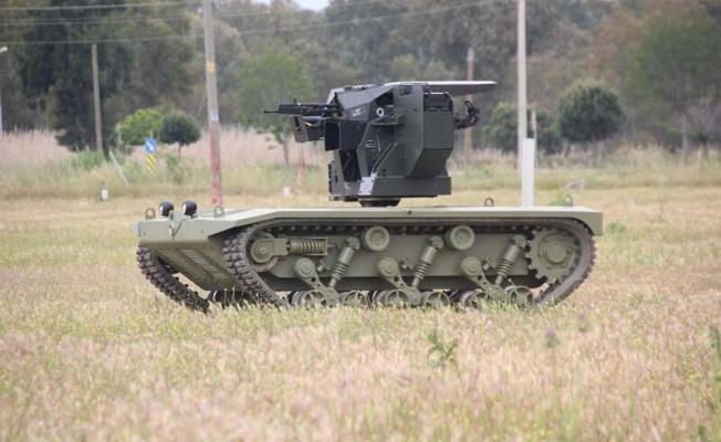"""""""İnsansız mini tank"""" seri üretime geçiyor... 2021'de TSK'ya teslim edilecek"""