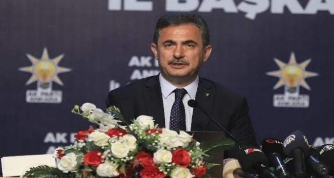 Köse, Büyükşehir Belediyesinin 1 yıllık faaliyetlerini değerlendirdi
