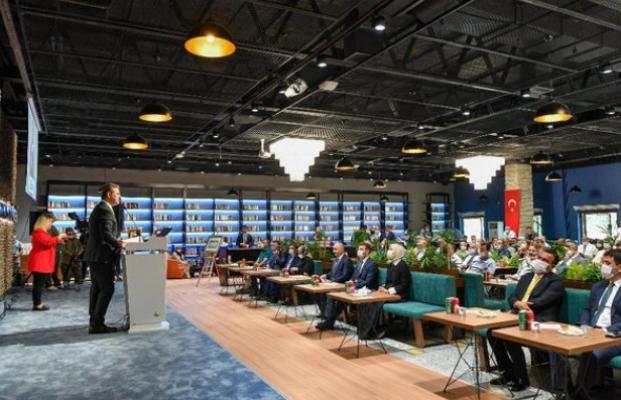 Mamak'ta 13 sosyal tesisin açılışı yapıldı