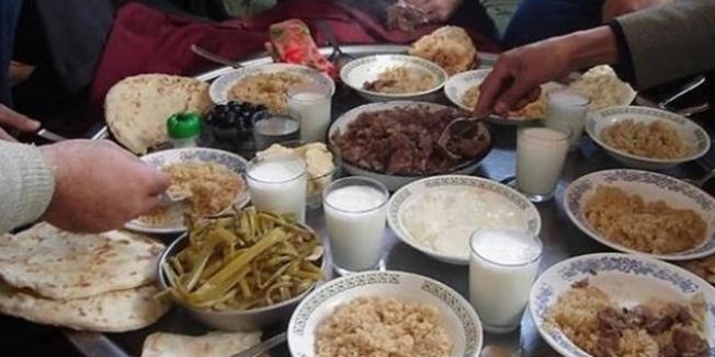 Sağlık Bakanlığından Kurban Bayramı'nda beslenme uyarıları: