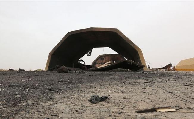 Son Dakika: Libya Hava Üssü bombalandı!