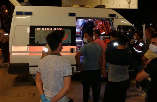 Tokat'ta yol verme kavgası kanlı bitti 2 ölü 4 yaralı