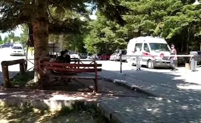 Ankara'da karantinada olması gereken 2 kişi yakalandı