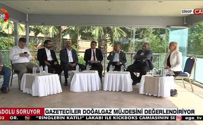 AYD Gazetecileri Karadeniz'de buluşturdu