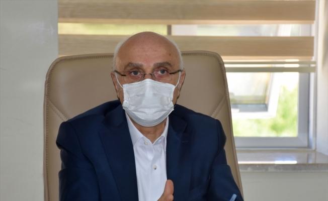 İçişleri Bakan Yardımcısı Erdil, Kırıkkale'de Salgın Denetim Merkezi'ni ziyaret etti: