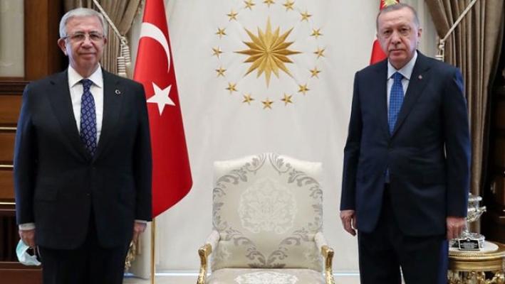 İşte Erdoğan-Yavaş görüşmesinin detayları