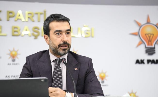 """Hakan Han Özcan: """"CHP'nin çözümsüzlük siyaseti ABB yönetimine sirayet etmiştir"""""""