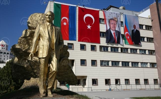 """Keçiören Belediye Başkanı Turgut Altınok: """"Can Azerbaycan'ın yanındayız"""""""