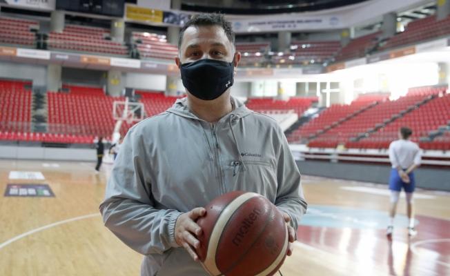 Kayseri Basketbol Başantrenörü Avcı: