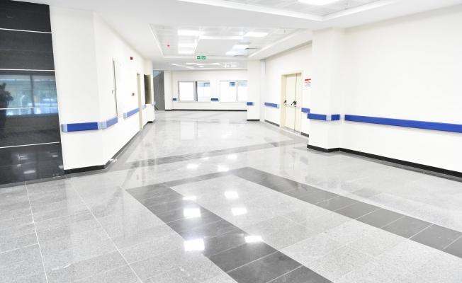 Mamak Devlet Hastanesi Açılış İçin Gün Sayıyor