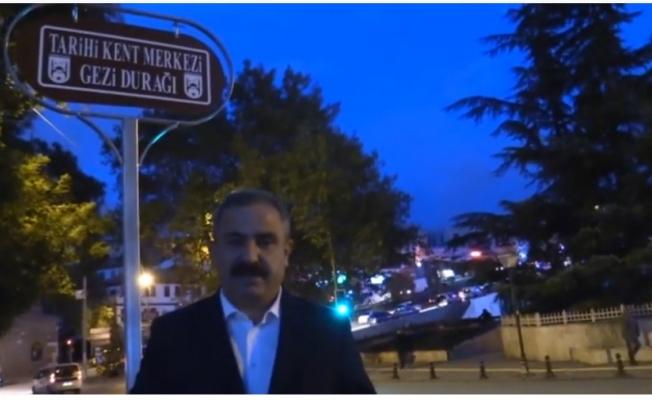 """Meclis Üyesi Burhan :"""" Ankara'da akşama kadar otobüs bekledi."""""""