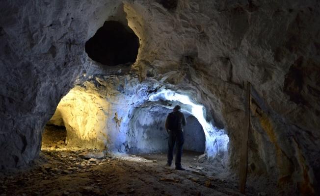 Roma dönemi maden galerileri kültür turizmine göz kırpıyor