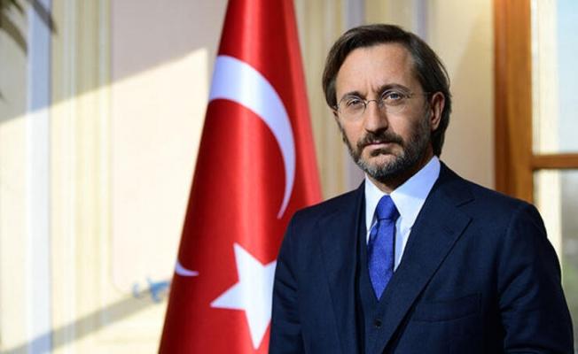 Cumhurbaşkanlığı İletişim Başkanı Fahrettin Altun, gençleri Kızılay gönüllüsü olmaya davet etti