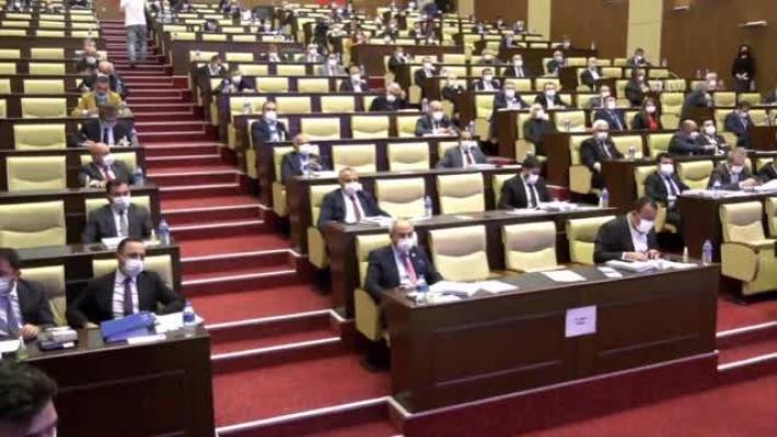 Büyükşehir Belediye Meclisi 2021'in ilk toplantısını yaptı