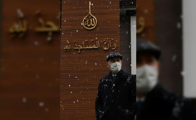 """İçişleri Bakanı Soylu Ankara'da """"karda yürüyüş"""" fotoğraflarını paylaştı"""