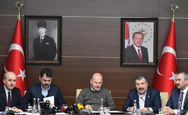 Kurtulmuş: İki Bakanımız arasında herhangi bir çekişme söz konusu değildir