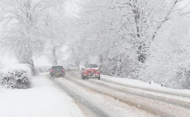 Meteoroloji'den kar uyarısı geldi! 10 derece daha düşecek