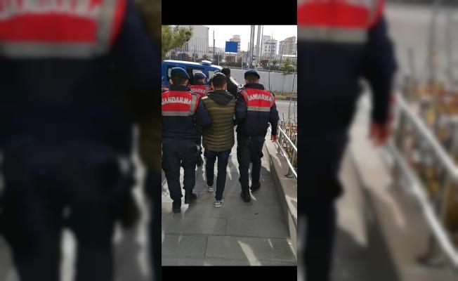 Niğde'de 2 hırsızlık şüphelisi tutuklandı