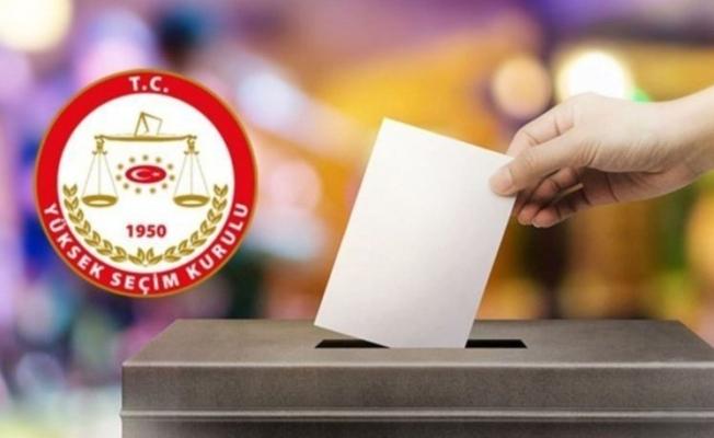 YSK: '17 parti seçimlere girme yeterliliğine sahip'