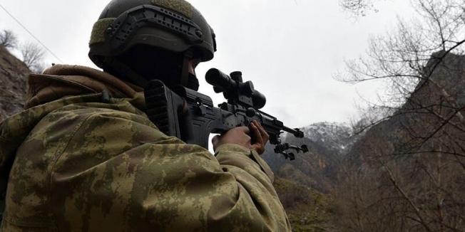 2 PKK'lı, güvenlik güçlerine teslim oldu