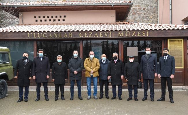 4 Ülkenin Belediye Başkanları Altındağ'da