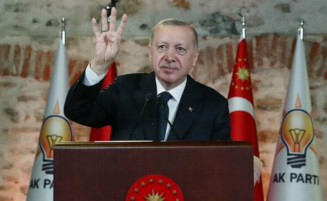 Cumhurbaşkanı Erdoğan'a 2 milyonu aşan destek tweet'i