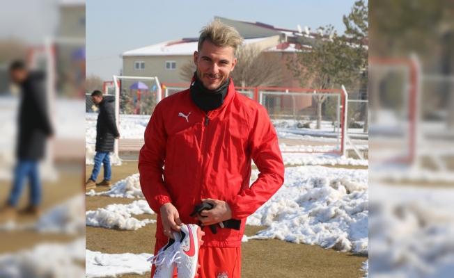 Demir Grup Sivasspor, Çaykur Rizespor maçının hazırlıklarına başladı