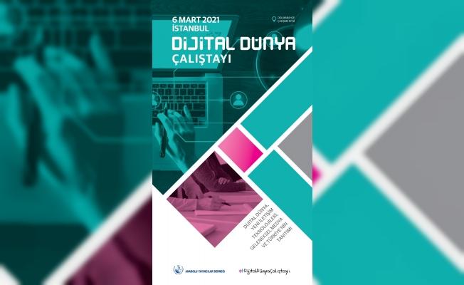 Dijital Medya Çalıştayı İstanbul'da Yapılacak