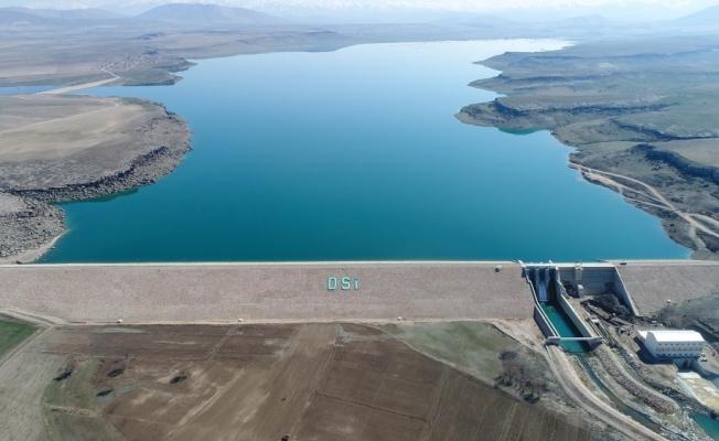 Kayseri'ye son 18 yılda 9 baraj ve 4 gölet yapıldı