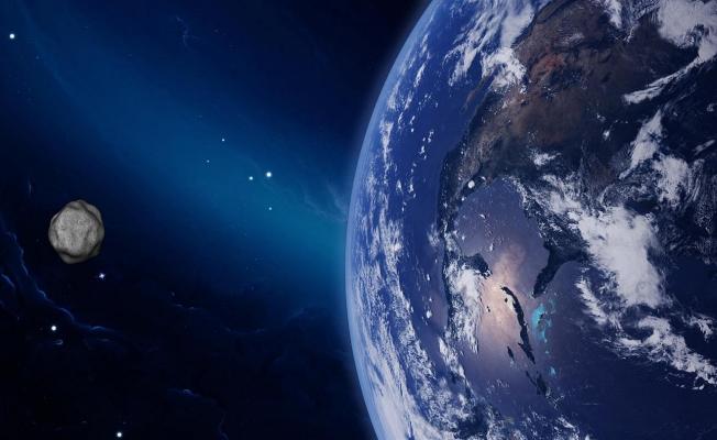 NASA: Stadyum büyüklüğündeki göktaşı Dünya'ya yaklaşıyor