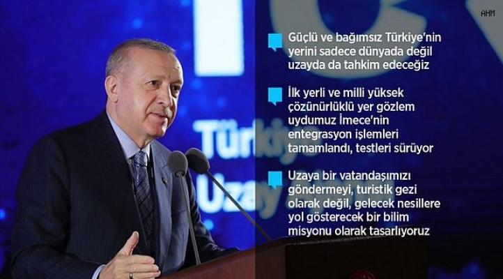 """Türkiye'nin """"Milli Uzay Programı"""" ABD ve Rus basınında"""