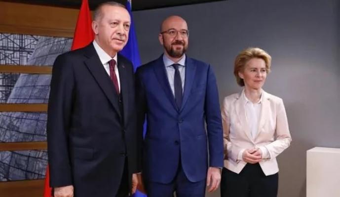 AB'den Türkiye'ye tarihi ziyaret! Erdoğan'la görüşecekler