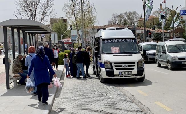 1 Mayıs Emek ve Dayanışma Günü Kayseri'de kutlandı