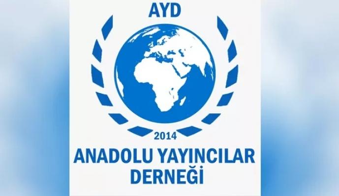 """AYD: """"Anadolu Ajansı'nın 101. Yılı kutlu olsun"""