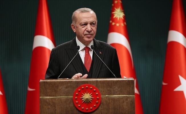 Erdoğan'dan nakdi yardım ve maaş müjdesi
